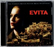 EVITA SOUNDTRACK - USA 2x CD ALBUM
